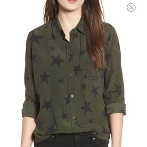 Rails Tops - Rails Kate Print Shirt